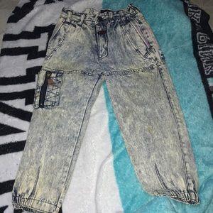Kids vintage jeans